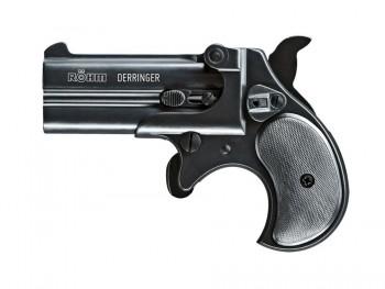 Pistolet Rohm Dérringer cal. 9mm RK à blanc