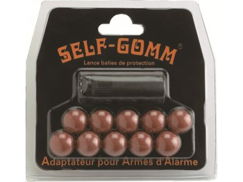 Self-Gomm Adaptateur  7mm