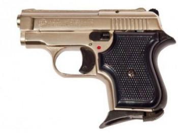 pistolet  bruni 315 chrome CAL 8MM PAK