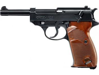 Pistolet Walther P38 métal CAL 4.5BB CO2