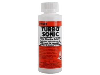 Lyman Turbo Sonic Case Cleaning Solution de Nettoyage Ultrasons 118ml