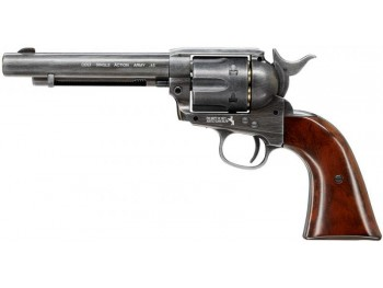 REVOLVER COLT SAA 45 ANTIQUE CO2 4.5MM PLOMBS
