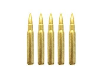 Balles factices pour fusil Garand M1 x 5