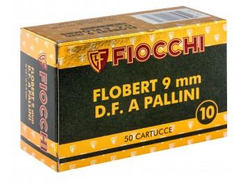 Cartouche Flobert Double Charge Fiocchi