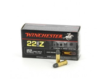 WINCHESTER  22 LONG Z   X50