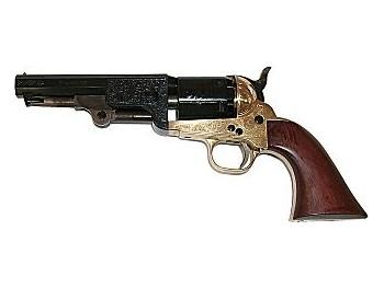 Révolver Pietta 1851 Reb Nord Sheriff luxe
