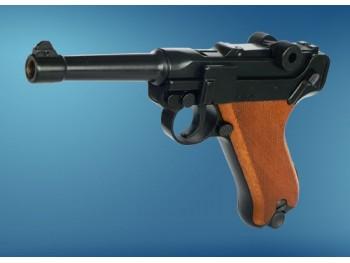 Pistolet Luger P08 à blanc
