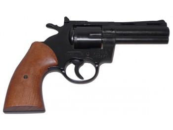 Revolver Bruni Python 4 bronzé 9mm