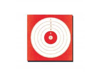 Cartons cible 14 x 14 pour cal.4.5