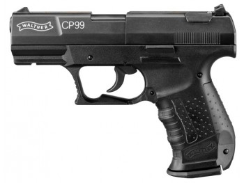 PISTOLET Umarex Walther CP99 4.5MM PLOMB Co2