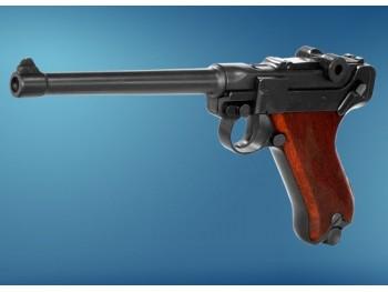 Pistolet  Luger P04 à blanc